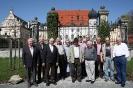 Die geehrten Mitglieder für 25 Jahre Mitgliedschaft